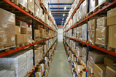 warehousing distribution spain