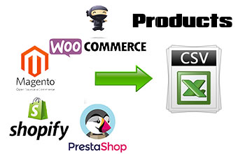 export-products-csv-magento-woocommerce-prestashop-shopify