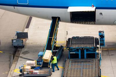 Carga aerea exportacion e importacion