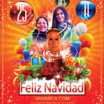 SpainBOX le desea Feliz Navidad y Prospero año nuevo 2012