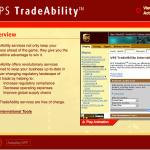 Herramientas Internacionales UPS TradeAbility