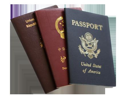 pasaportes gestion de visados embajada de España