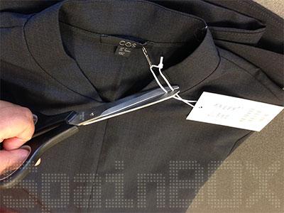 spainbox enviar ropa quitar etiquetas