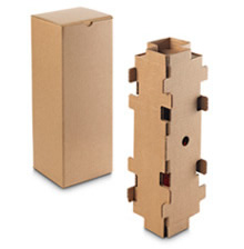 embalaje envio botellas UPS garantizado