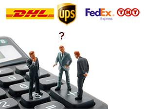 calculador de precios de envio