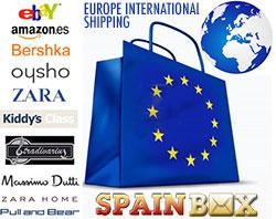 Shop-EU Online Retailers spainbox
