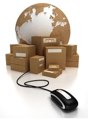 worldwide shipping online