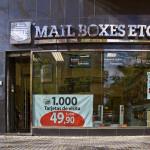 Situacion Mailboxes etc. en cordoba. España