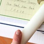 Etiquetas de envio resistentes a la interperie